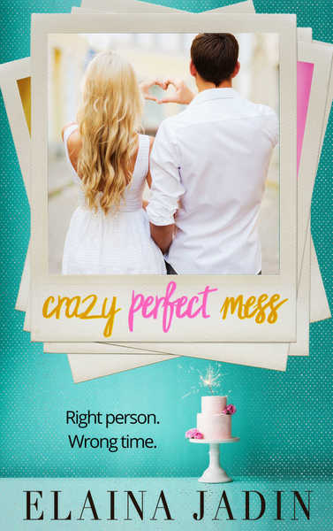 Crazy Perfect Mess by Elaina Jadin